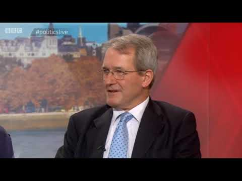Owen paterson describes the pm's deal as ghastly