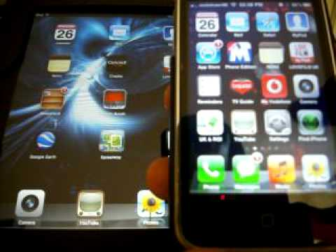 How to connect ipad 2 to iphone to use 3g