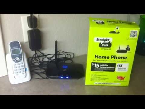 Does the straight talk home phone service use verizon towers?