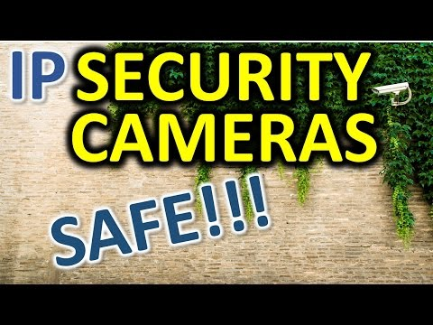 Security cameras: the best way to use network security ip camera system safely | surveillance cam