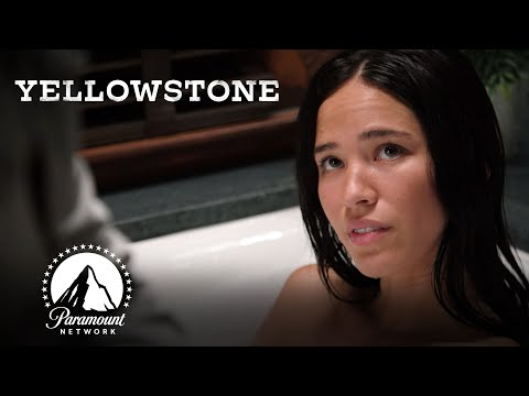 There's monsters everywhere   yellowstone   paramount network