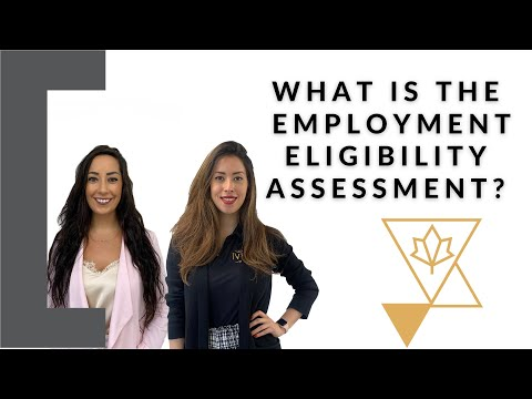 Ivey group   what is an employment eligibility assessment? (eea) #iveygroup