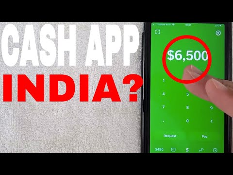 ✅ does cash app work in india? 🔴