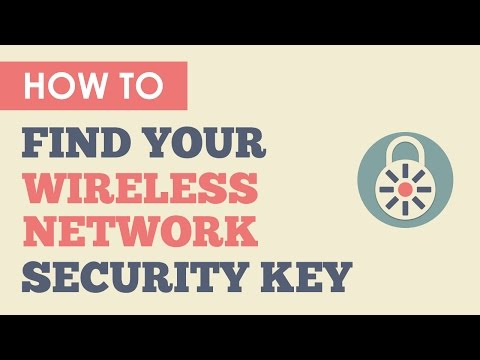 Lost your wireless network security key? here's how to find your wireless network security key win 8
