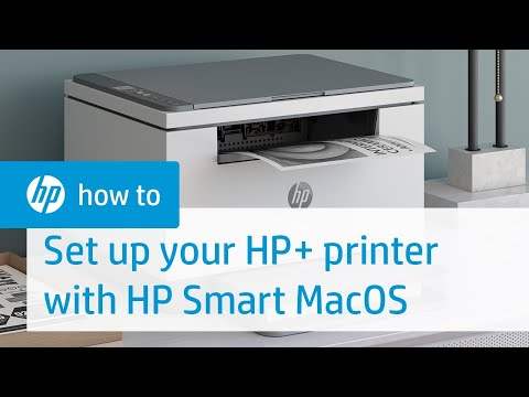Set up your hp printer on a wireless network using hp smart for macos   hp smart   hp