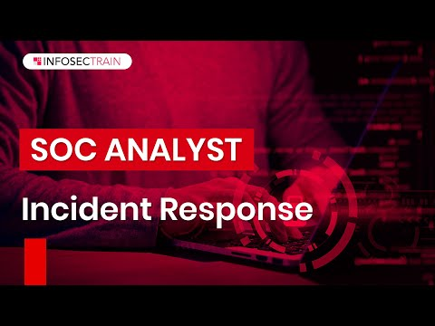 Introduction to incident response | what is incident response in cyber security | infosectrain