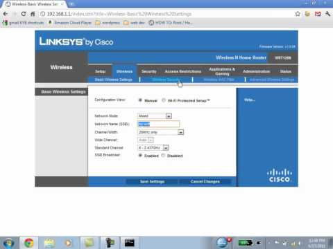 How to setup and configure any wireless router. tech lab tutorial