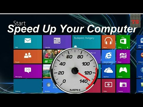 How to make your pc and internet run faster