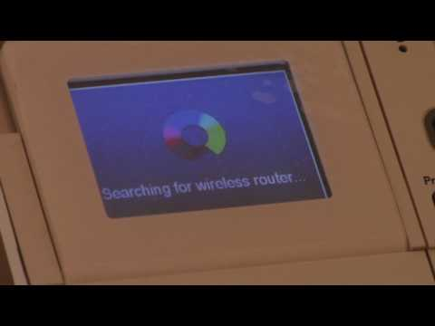 Using computers : how to connect an inkjet printer to a wireless network