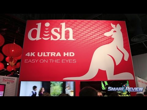 Ces 2015 | dish network 4k joey | worlds first 4k set top box | ultra hd | smartreview.com