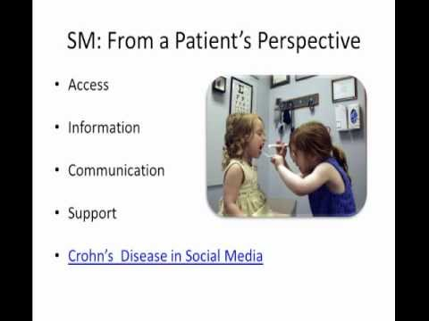 Community and connection: using social media in health care