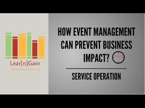 Event management - learn and gain | online shopping example