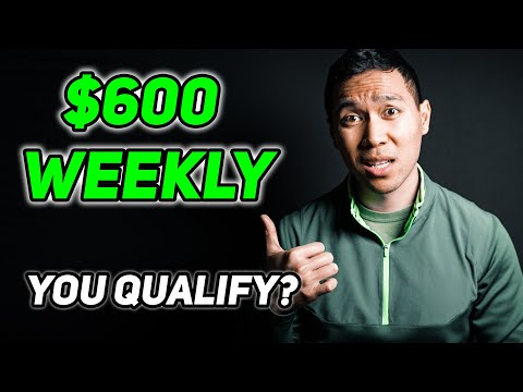 $600 a week unemployment benefits: everything you need to know!