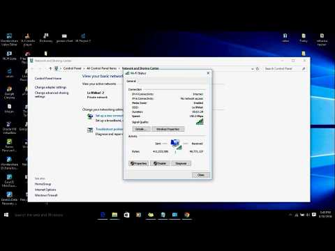 How to find your wireless network password in window 10 | itechkey