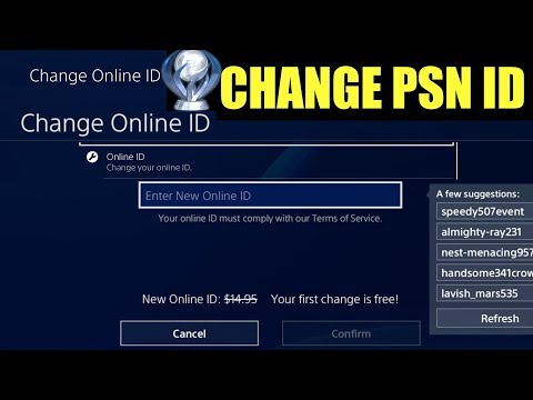 How to change your ps4 gamertag (change gamertag on ps4) how to change your gamertag on playstation