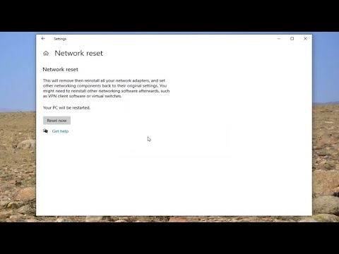 Network adapter missing in windows 10 - quick fix