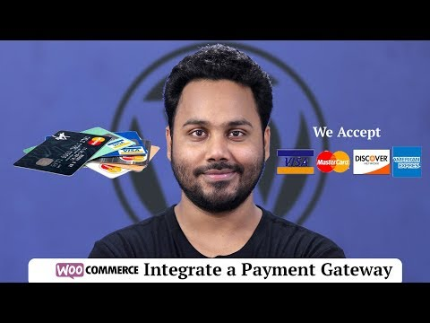 How to setup payment gateway in your website - accept payment today