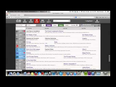 Dish network dish anywhere app web app: part 1 guide