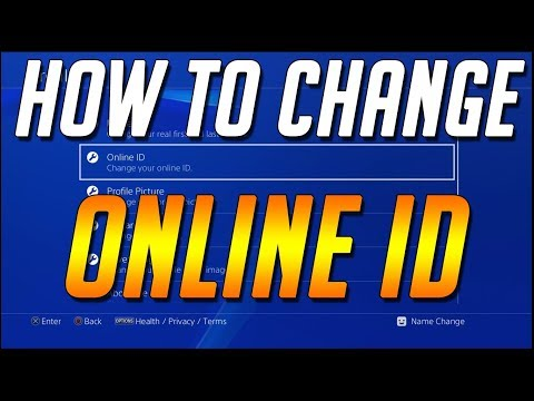 How to change playstation name / online id ★ ps4 tutorial [out now!!!]