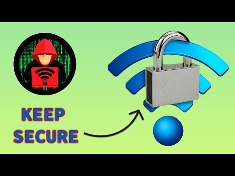 How to secure your home / business wifi network in just 11 easy steps