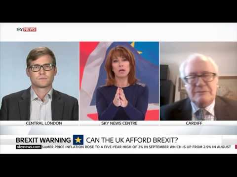 Patrick minford: the uk can afford brexit - it will make us much better off (17.10.17)
