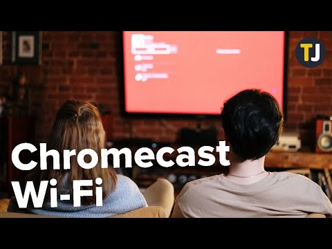 How to change your chromecast to a new wi fi network