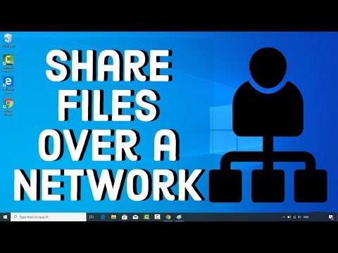 File sharing over a network in windows 10   share files over a network in windows 10