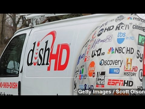 Dish network blacks out fox channels amid contract talks
