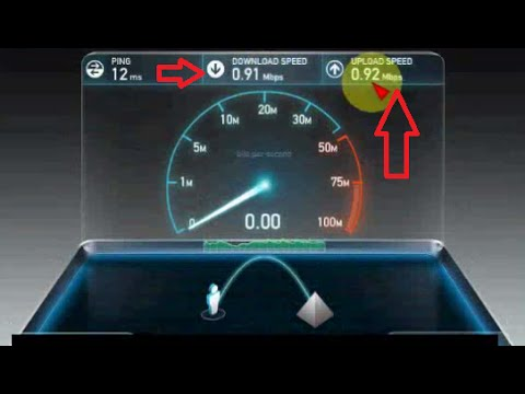How to check internet speed (net speed test)