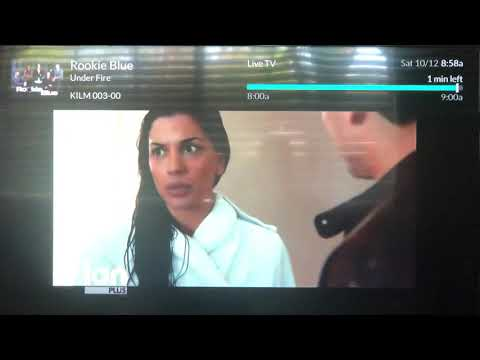Dish network local channel surfing october 12, 2019