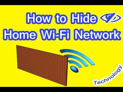 How to secure home wifi network | protect wifi