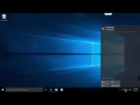 How to change windows 10 wired network type from public to private