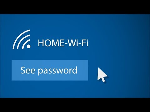 How to check or see wifi password on windows 10 (easiest way)