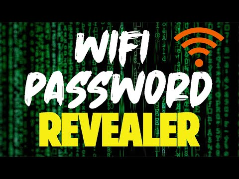 How to find wifi passwords on windows 10 in 1 minute