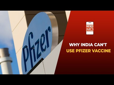 Pfizer vaccine may not work in india; know why | newsmo