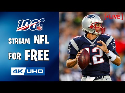 How to watch nfl livestream for free 2019