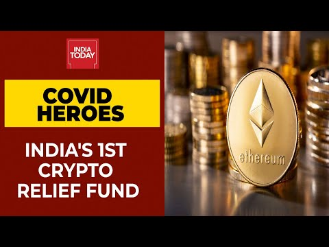 India's 1st crypto covid relief fund: what is it & how does it work?