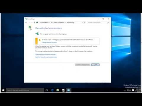 How to change public network to home or private in windows 10 or 8