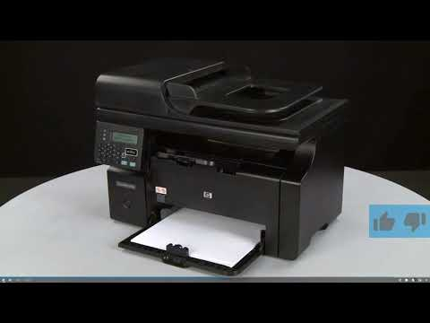 How to find your printers ip address