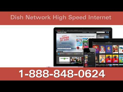 Dish network high speed internet - call us at 1-888-848-0624