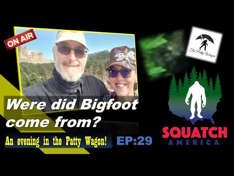 Where did bigfoot come from? 🐵🌎
