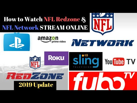 How to watch nfl redzone without cable & stream nfl network online (2019-2020 update)