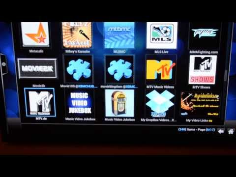 Android mx tv box fully rooted xbmc installed & programmed - cut cable cord & ditch the dish part 1