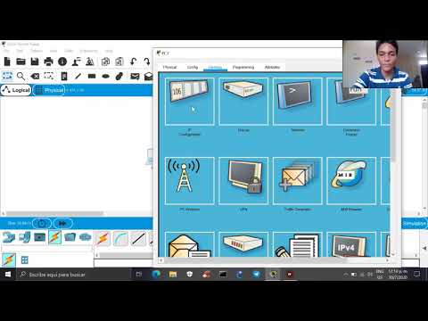 How to - build a simple cisco network in packet tracer - by verytutos