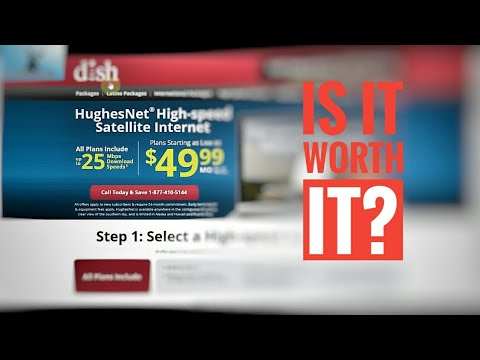 Dish network internet experience (from a former tech)