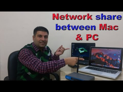 How to connect mac with windows network   demo windows 10