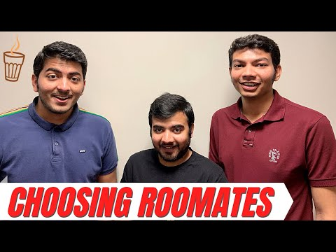 International student roommates in america. foreign roommate decision factors for usa