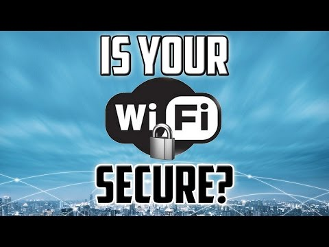 How to: check if your wifi is secure