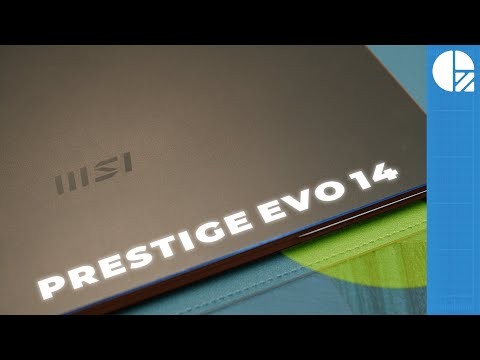 Msi prestige 14 evo laptop review - is it right for you?