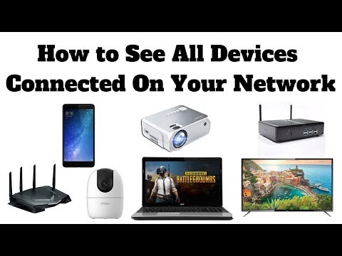 How to see all devices connected on your network